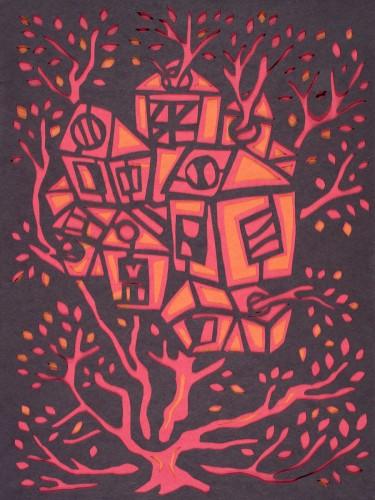"""City of Trees"" — TVAA  Metamorphosis Exhibition"