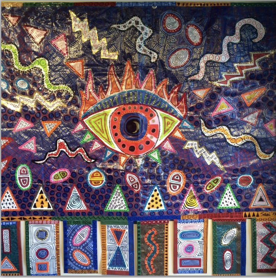 Third Eye Tarpestry